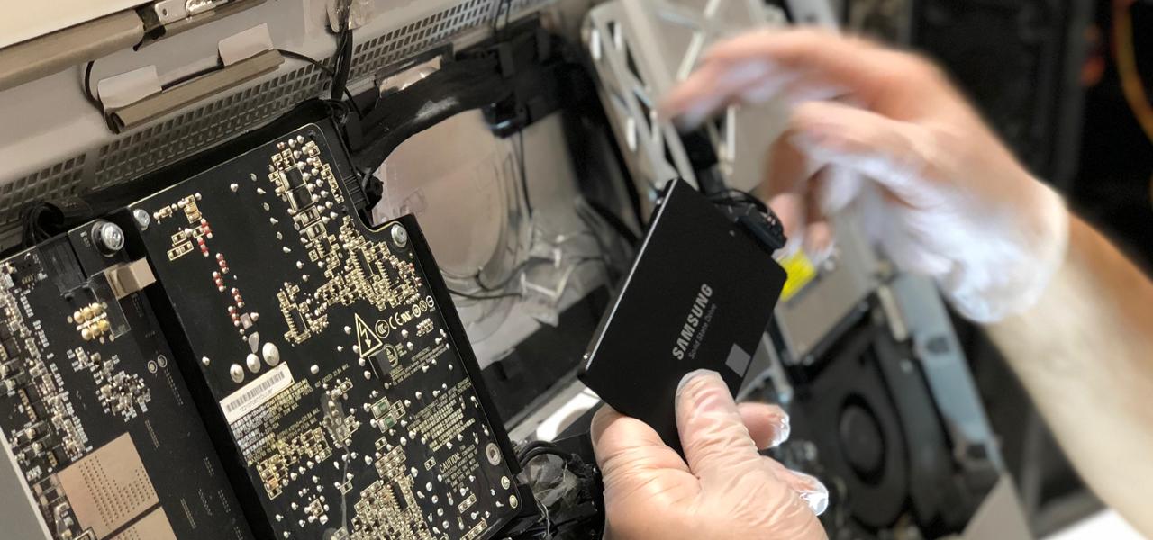 SSD Installes